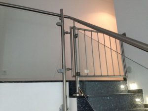 Stahl- und Edelstahl Geländer06