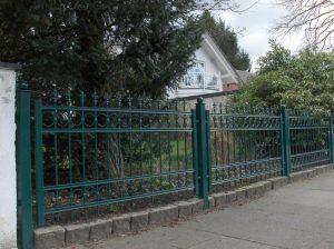 Zaun und Toranlage 004